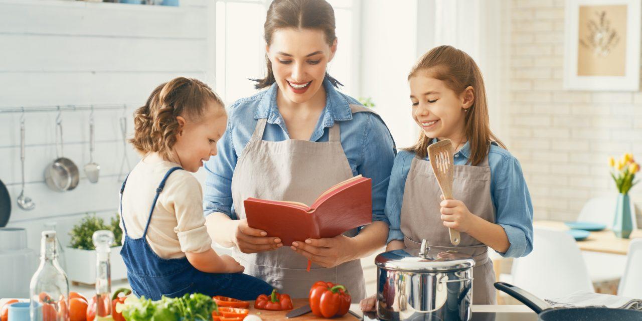 La fórmula 3×3 de la nutrición infantil