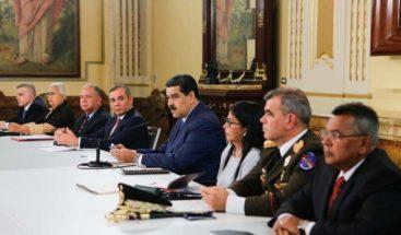 El Gobierno de Venezuela califica de
