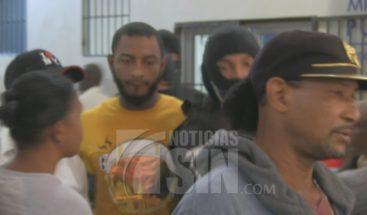 Prisión preventiva a tres hombres acusados de violar y matar a una joven en el Cruce de Ocoa