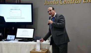 Participación Ciudadana solicitó a JCE estar en simulacro del voto electrónico con experto, pero no fue respondido