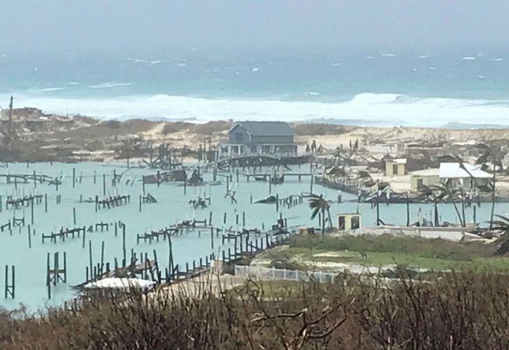 PNUD listo para ayudar a las Bahamas a recuperarse del huracán Dorian