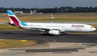 Una docena de heridos por turbulencias en un vuelo con destino Berlín