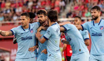 Cinco alegrías y un borrón para el Atlético en Mallorca
