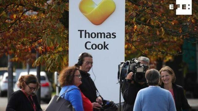 La quiebra de Thomas Cook termina con una macroestructura a nivel mundial