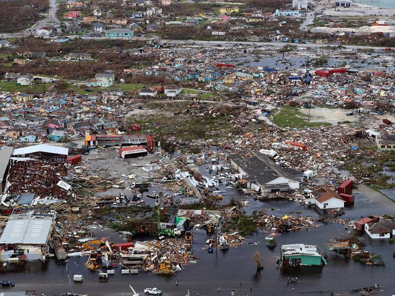 Bahamas centra en zonas aisladas la búsqueda de supervivientes tras huracán