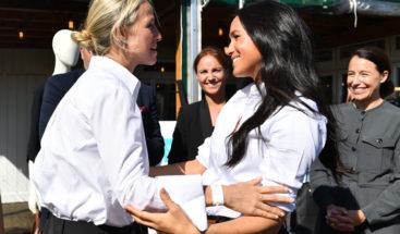 Meghan y Harry en la lista de invitados a la boda de la diseñadora Misha Nonno