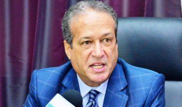 Reinaldo Pared Pérez declinó sus aspiraciones a la candidatura presidencial