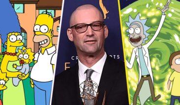 Fallece a los 54 años J. Michael Mendel, productor de 'Los Simpson' y 'Rick y Morty'