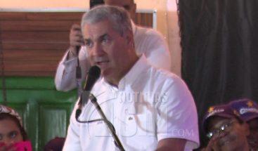 Cuestionan la ética de que Gonzalo Castillo figure en la nómina delMOPC
