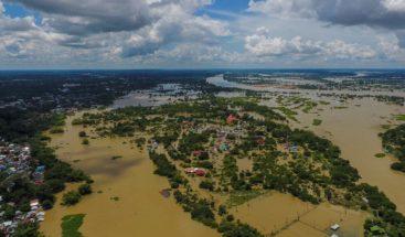 Al menos 33 personas mueren por inundaciones en el norte de Tailandia
