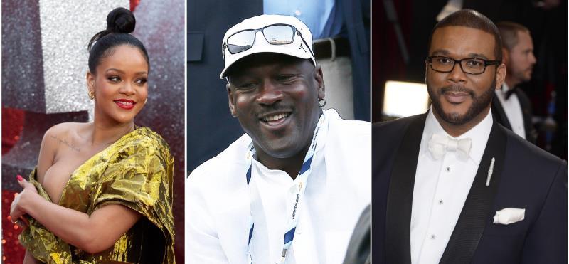 Rihanna, Jordan y otros famosos se suman a donación para Bahamas tras huracán