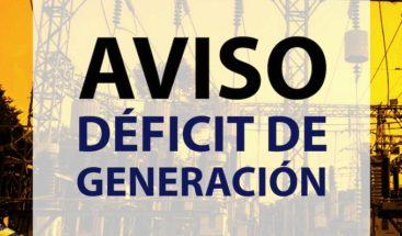 Salida de dos plantas generadoras de electricidad afecta servicio, según Edesur