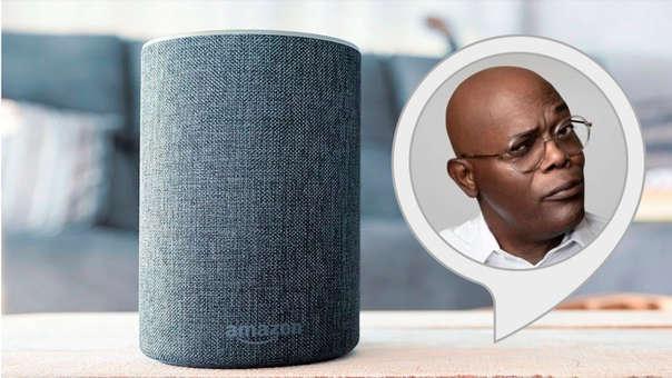 Alexa de Amazon tendrá la voz del actor Samuel L. Jackson y otros famosos