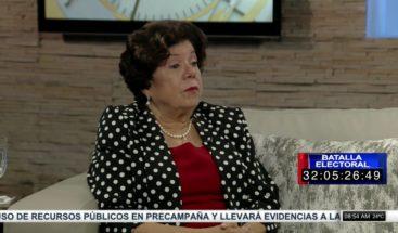 Miriam Díaz: