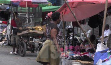 Inmigrantes de Haití preocupados por los hechos de violencia en el vecino país