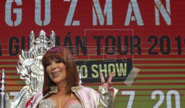 Alejandra Guzmán rinde homenaje al rock en español con su