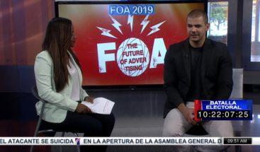 ¿Amante de la publicidad? Conozca los detalles del congreso internacional FOA 2019