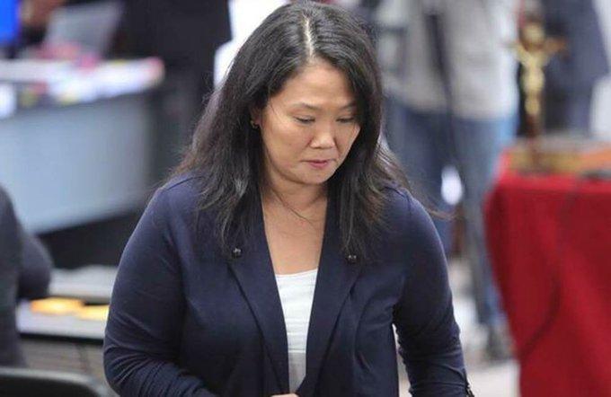 Keiko Fujimori llegó a clínica con pronóstico reservado y crisis hipertensión