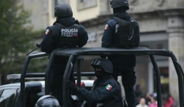 Tiroteo en la Ciudad de México deja 4 muertos y 4 heridos