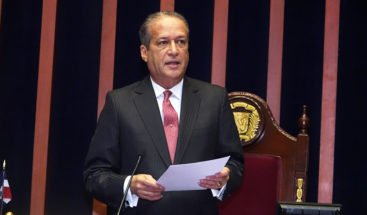 Reinaldo Pared con apoyo dividido a precandidatos presidenciales