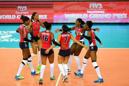 Reinas del Caribe consiguen su primera victoria en torneo Norceca