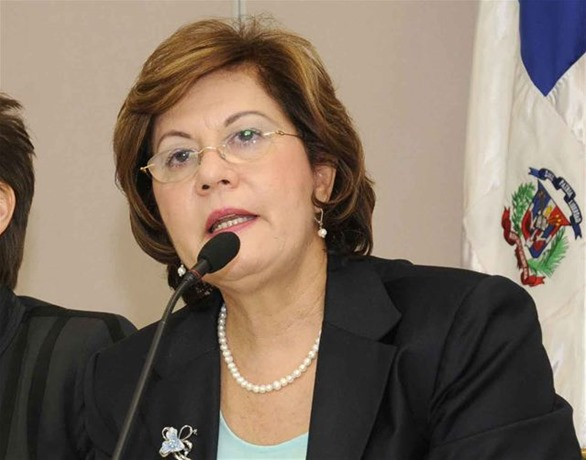 Continúan renuncias en el PLD Josefina Pimentel se suma a la lista