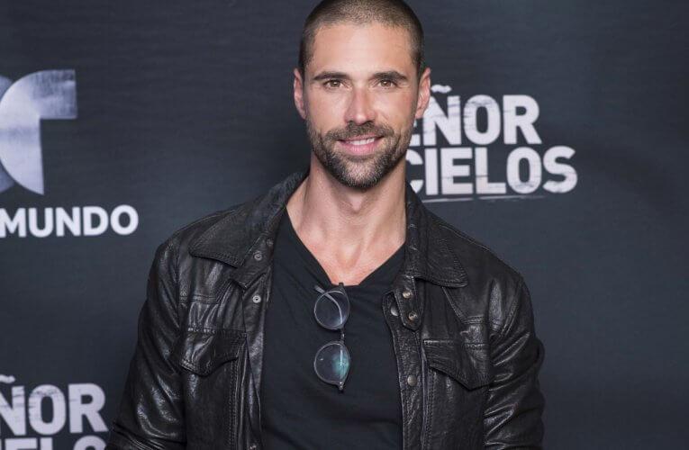 Actor Matías Novoa dice que no justifica a los narcos en serie de Telemundo