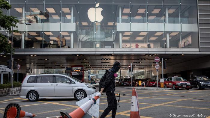 Apple elimina una aplicación con la que se ubicaba a la policía en Hong Kong
