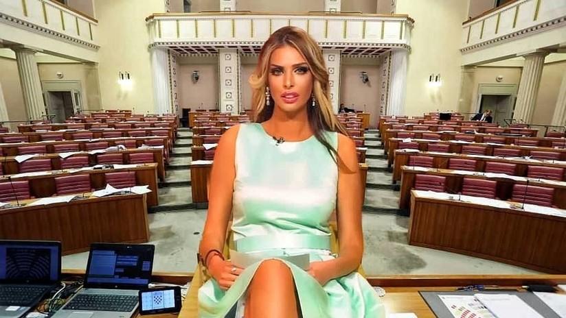 Exmodelo de Playboy anuncia su candidatura para la Presidencia de Croacia