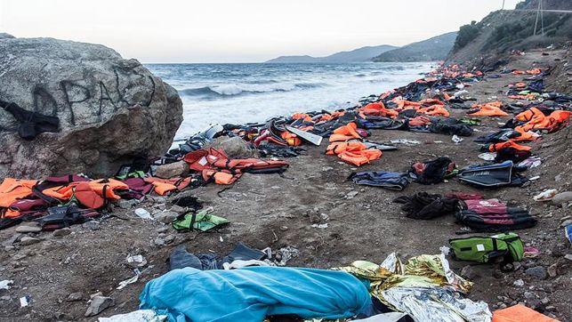 Ascienden a trece los migrantes muertos frente a Lampedusa, todos mujeres