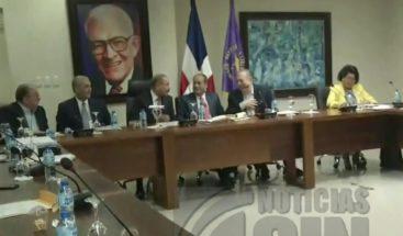Se reúne Comité Político PLD luego de la salida de Fernández