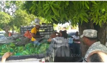 Chequea aquí : Agricultura vende plátanos a nuevos precios