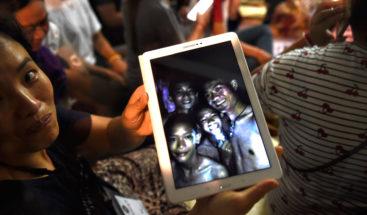 Una película retrata el dramático rescate de 12 niños en cueva de Tailandia