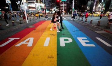 Taiwán se prepara para celebrar su primer Día del Orgullo de pleno derecho