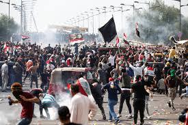 Al menos un muerto y 227 heridos en nuevas protestas en Irak