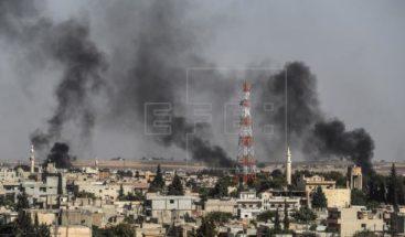Cuatro muertos y 70 heridos en ciudades turcas por bombardeos desde Siria