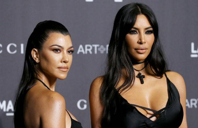 Kim y Kourtney Kardashian bautizan a sus hijos en Armenia