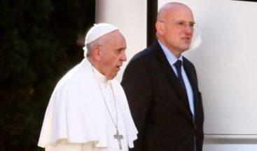 Dimite el jefe de seguridad del papa por una nueva filtración confidencial
