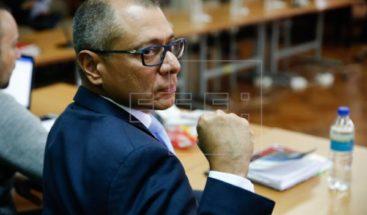 Tribunal ecuatoriano confirma sentencia de seis años para exvicepresidente
