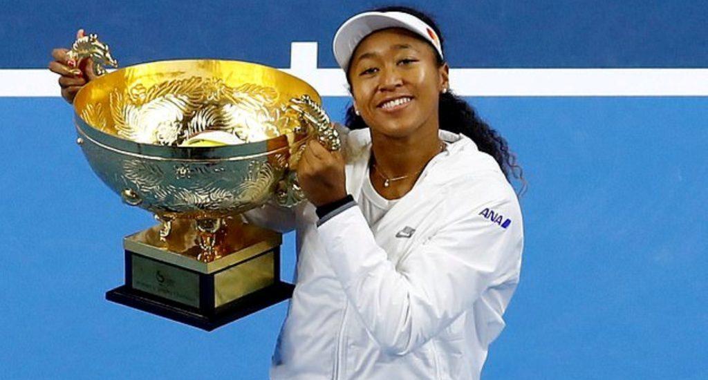 Naomi Osaka vence a Barty y gana el título en Pekín