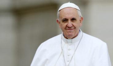 El papa dice que no se puede ser indiferente al grito de la Amazonía