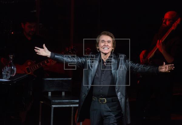 Raphael sinfónico y apasionado causó furor en el Carnegie Hall de Nueva York