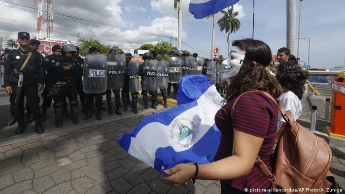 Recomiendan a exiliados de Nicaragua no regresar al país