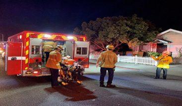Tres muertos en un tiroteo en una fiesta de Halloween en Los Ángeles