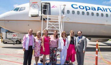 Copa Airlines lanza campaña en favor de la detección temprana del cáncer
