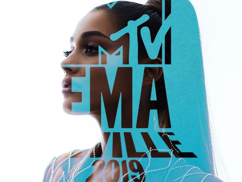 Ariana Grande lidera las nominaciones de los EMAs 2019 de MTV