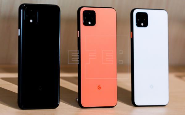 Google presenta su nuevo Pixel 4 con el acento en privacidad y nueva cámara