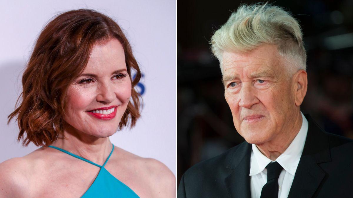 David Lynch y Geena Davis recibieron dos de los premios Óscar honoríficos
