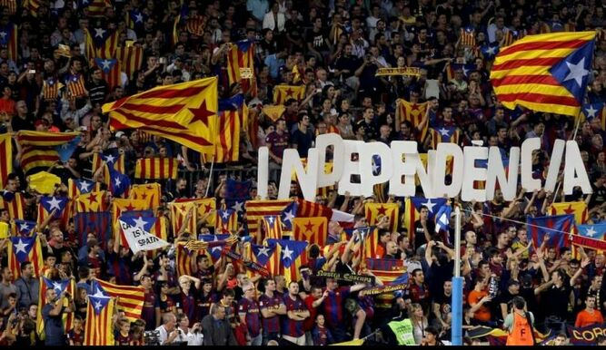 FC Barcelona rechaza la sentencia contra líderes independentistas catalanes