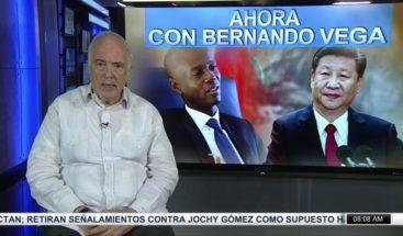 Bernardo Vega: ¿Por qué Pekín quiere que Haití se pase a su lado?